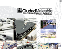 Ciudad Maleable - Graphic Design