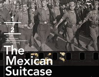 INTERNATIONAL CENTER OF PHOTOGRAPHY: Mexican Suitcase