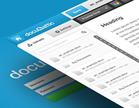 Documattic iPad & Desktop Design