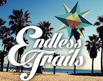 Branding fo ENDLESS TRAILS FILMS
