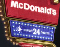 McDonald's - 24hr