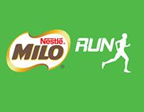 Milo Run FB Apps