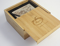 新浪十五周年礼品-普洱茶 | Sina fifth anniversary gift-Puer tea