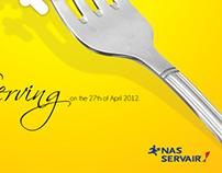Nas Cuisine Launch Teasers