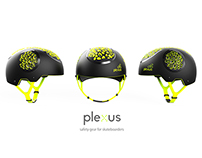 PLEXUS - protection gear with aesthetics and utility.