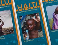 Haiti Brochures