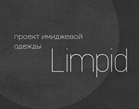 """Limpid"" - pamphlet"