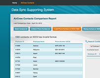 Garuda Indonesia: IOCS Data Sync