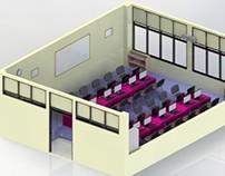 Product Design & Ergonomic Room