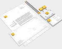 BGA Partners Agency Identity