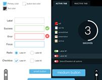 Getyoo touchscreen apps GUI kit