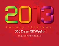 Rodwell Calendar 2013