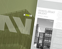 Kavis - logotyp, Corporate Identity Design (CID)