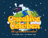 Creative October 2014