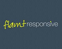 Flaunt Responsive Blog