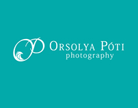 Orsolya Póti Photography - Logo Design