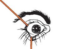 A Clockwork Orange [book cover / illustration]