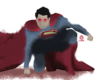 Superman Man Of Steel !