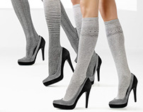 Marilyn Autumn/Winter socks collection 2013/14