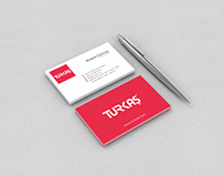 TURKAS Catering Business Cards