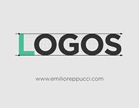Logos by Emilio Reppucci