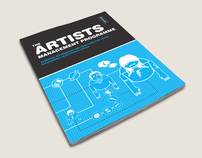 The Artist Management Program – Book Design