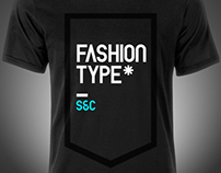 S&C Textile Font & Logo Type and Design