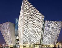 Titanic Belfast — AV Installations / interactives