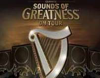 Guinness Sounds of Greatness NOLAC Campaign