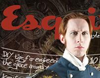Esquire Magazine Mockup