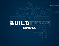 Nokia - Build Ideas - Micrositio