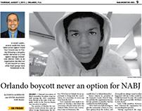 NABJ: The Monitor 2013