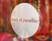 Beads of Paradise Packaging