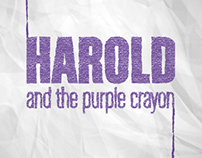 Harold and the Purple Crayon | Movie Title Sequence