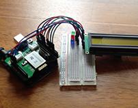 Arduino + Mindwave + LCD
