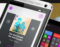 SOCIAL DJ Win 8 App