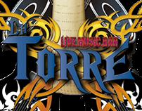 La Torre bar Logo FENAPO