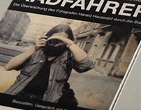 RADFAHRER – DVD cover and booklet design