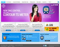 Bayer Web Template