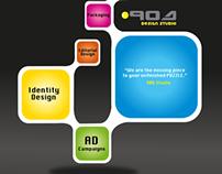 90D Design Studio استوديو التصميم