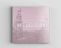Identité visuelle - Wes Anderson