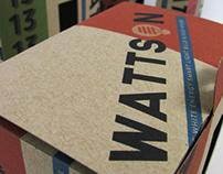 Wattson Lightbulb Brand Identity