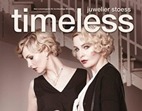 """Can't repeat the past?"" Timeless Stoess Magazine 2013"
