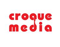 Croque media - Brand kit