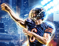 Chicago Bears Campaign 2013