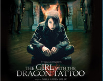 The Girl With The Dragon Tattoo, DVD campaign