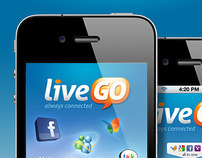LiveGO iPhone