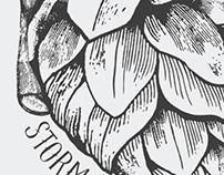 Storm&Anchor Shirt Design