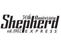 Shepherd Express Branding
