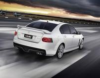 GM Holden CGI Portfolio